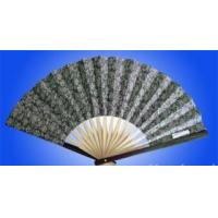 China chinese paper promotion fan on sale
