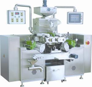 China Soft Gelatin Encasulation Machine (RG2-300) factory