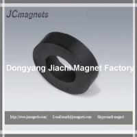 China 22X6X5,Ceramic Magnets C8,  Hard Ferrite ring Magnets Y35 factory