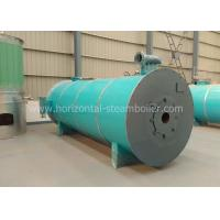 Buy cheap 1.25-3.5MW Thermic Fluid Boiler , Textile Mill Horizontal Gas Thermal Boiler from Wholesalers
