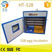 China New Products Professional Full Automatic Industrial 528 Egg Incubator factory