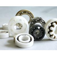China Professional Ceramic Ball Bearings 6000 CE With 17 X 35 X 10 Mm Dimension factory