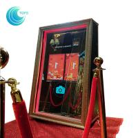 Buy cheap 2019 Custom Digital Touch Screen Magic Selfie Mirror Photo Booth from Wholesalers