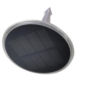 China Solar floor Lights, 8 LED Outdoor Solar Disk Lights, Waterproof In-Ground Lights, Solar Garden Lights, Landscape Lights factory
