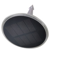 Buy cheap Solar floor Lights, 8 LED Outdoor Solar Disk Lights, Waterproof In-Ground Lights from wholesalers