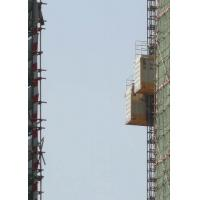 Quality Passenger and Material Hoist SC200-200 VFD TUV Proved KP-B06 for sale