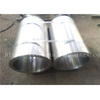 China Forged Pipe metal sleeves S235JRG2 1.0038 EN10250-2:1999 for Steam Turbine Guider Ring factory