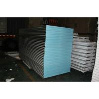 China light steel structure xps sandwich panel prefabricated house used for worker camp factory