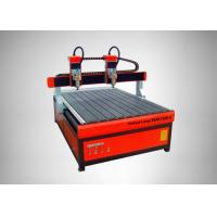 China 220V Cnc Router Machine 1300*2500*200mm Low Energy Consumption With Multi - Spindle on sale