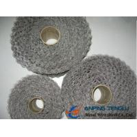 China 60-180 Model Knittted Wire Mesh With 0.20mm, 0.23mm, 0.25mm, 0.28mm Wire factory