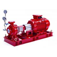 Buy cheap NM Ul Fm Approved Fire Pumps / Eaton Control Panel End Suction Centrifugal Pump from Wholesalers