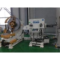 Buy cheap 18KW Decoiling And Straightening Machine , Ball Screw Mold Processing Grommet Steel Perforating Machine from Wholesalers