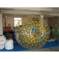 Buy cheap Inflatable Zorb Ball Sport of Rolling Down A Hill Inside A Giant Inflatable Ball from Wholesalers