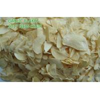 China Orgnic dehydrated garlic flakes2.0-26MM ,2017 new crop,pure natural garlic products factory