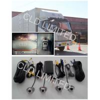 Buy cheap Bird View System with 4 channel HD DVR And collision video, Advanced Driving Assistant System from Wholesalers