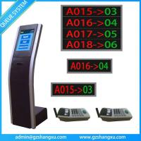 Quality Electronic Bank/Hospital/Clinic Customer Service Center Queue Ticket Dispenser Machine,Queuing System wholesale