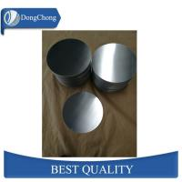 China 4mm Round Custom Size Aluminum Sheet Oil Stain Free High Formability factory