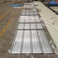China 900 type 0.476mm nanometer corrugated roof steel sheet for worker camp factory
