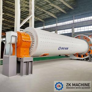 China Silica Sand / Slurry Ball Mill Energy Saving For Building Material Chemical Industry on sale