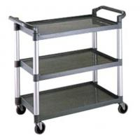 Buy cheap Hotel Utility Service Carts On Wheels / Food ServiceTrolley for Restaurant from wholesalers