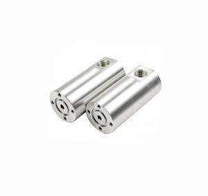 China SS304 Lathe Hollow Shaft CNC Turning Parts Ra3.2 Precision factory