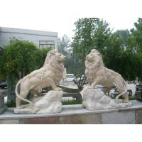China Stone Animal sculpture for garden, marble animal sculptures,China sculpture manufacturer factory