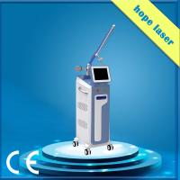 Buy cheap Wind Cooling Fractional Co2 Laser Treatment Equipment For Clinic 0.2mm Spot Size from Wholesalers