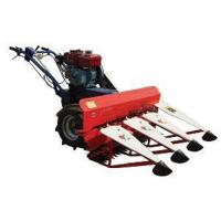 China hot sale paddy rice harvest machine with factory factory