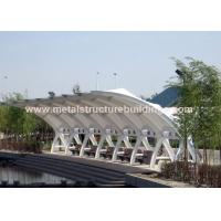 Buy cheap Residential Apartments Steel Frame Superstructure C Section Steel Purlin Purlin from Wholesalers