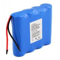 Rapid Charge Li - Ion 18650 Battery Pack 4400mAh For Laptop , Anti - Over Discharge