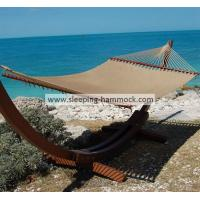 Buy cheap Beach Prime Garden Two Point Tight Weave Caribbean Hammock With Spreader Bars All Weather from Wholesalers