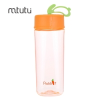 China Silicone Sealing Food Grade 400ml Recycled Sports Bottles factory
