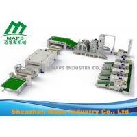 Buy cheap AV-790 Automatic Wadding Machine / Engineers For Service Machinery Cotton Production Line from Wholesalers