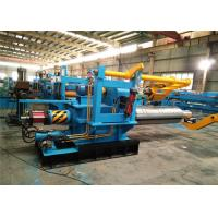 Buy cheap 1200 N/Mm2 Automatic Cut To Length Machines Maximum Running Speed 80 M/Min from Wholesalers