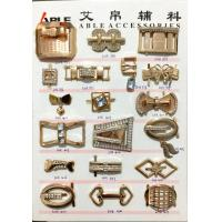 Buy cheap Fashion cheap Zinc Alloy Custom made brand Metal shoe Buckles from Wholesalers
