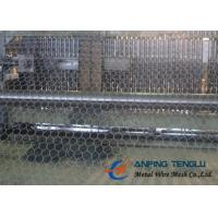 China Hexagonal Wire Netting With Corrosion Resostamce & Oxdation Resistance factory