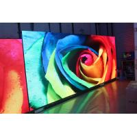 Buy cheap Full Color Indoor LED Video Wall , 4mm LED Video Wall 2000 Nits Brightness from Wholesalers