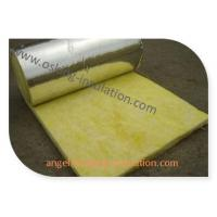 Buy cheap roofing  glass wool blanket  insulation materials from Wholesalers