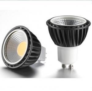 China COB LED MR16 AC85-265V 5W reflector led bulb COB light factory