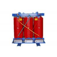 China Indoor 6 - 35 Kv Level 3 Phase High Voltage Transformer Dry Type Aluminum / Copper Material on sale