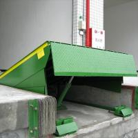 Buy cheap Electric Hydraulic Dock Lift Load Levelers for Trucks / Forklift 6T Weight Capacity from Wholesalers
