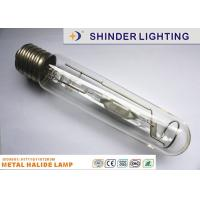 China Tubular Greenhouses Hydroponic 150w  Metal Halide Lamp Natural White CE ROHS on sale