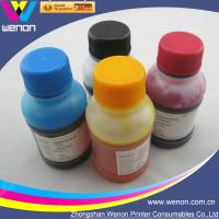 China 4 color edible ink for Brother inkjet printer ink factory