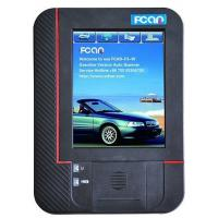 Buy cheap Fcar-F3-W Auto Scanner For Mainstream Gasoline + 12v Diesel Vehicles, Update By Internet from Wholesalers