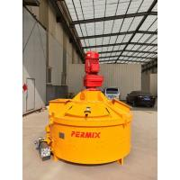 Buy cheap Ceramic Materials Concrete Mixing Equipment / Concrete Speed Mixer PMC750 from Wholesalers