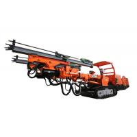 Buy cheap plane/ramp mining crawler drilling jumbo china supplier from Wholesalers
