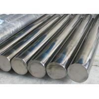Buy cheap Building 201 202 316l Stainless Steel Rod , Max 18m Pickled Stainless Round Stock from Wholesalers