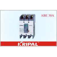 Buy cheap ABE 63b 30A 3P Thermal electromagenetic type Molded Case Circuit Breaker High from wholesalers