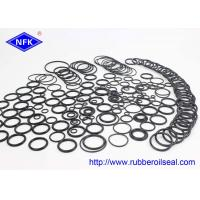 Buy cheap Excavator SANY SY335 Control Valve Seal Kit Resistant To Oil , Fatigue , Aging from wholesalers