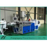 Quality High Performance Pvc Electrical Conduit Pipe Making Machine 20-160mm Diameter for sale